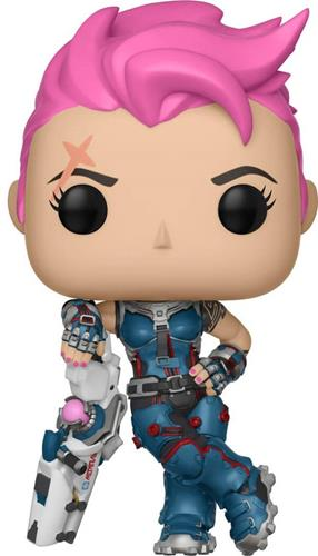 Funko Pop! Games Zarya Icon