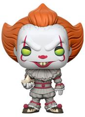 Pennywise (with Boat)