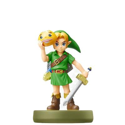 Amiibo The Legend of Zelda Link (Majora's Mask)