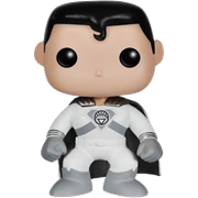 Funko Pop! Heroes Superman (White Lantern)