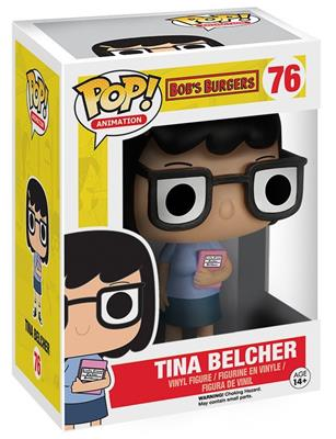 Funko Pop! Animation Tina Belcher Stock