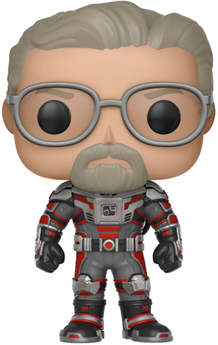 Funko Pop! Marvel Hank Pym (Unmasked)