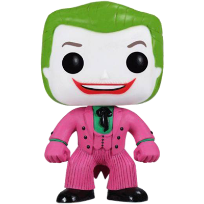 Funko Pop! Heroes The Joker (Classic 1966 TV)