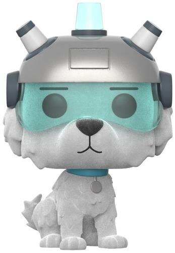 Funko Pop! Animation Snowball (Flocked) Icon