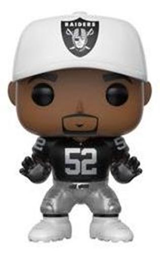 Funko Pop! Football Khalil Mack