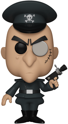Funko Pop! Animation Fearless Leader