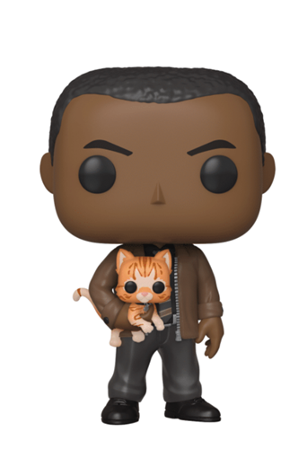 Funko Pop! Marvel Nick Fury w/ Goose