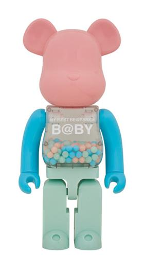 Be@rbrick My First B@by Be@rbrick Glow in the Dark Baby 1000% Icon