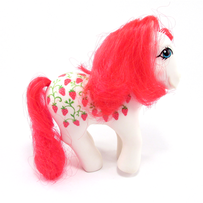 My Little Pony Year 05 Sugarberry (UK - Strawberry Fair) Icon