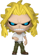 Funko Pop! Animation All Might (Weakened)