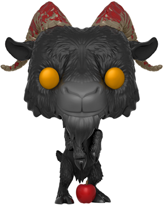 Funko Pop! Movies Black Phillip Icon