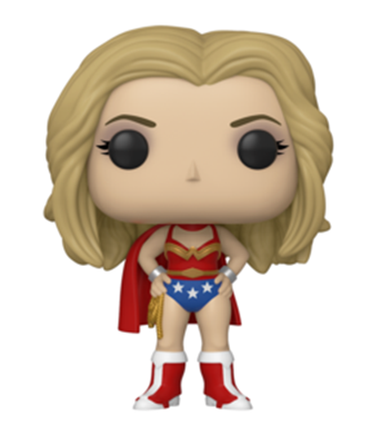 Funko Pop! Television Penny as Wonder Woman