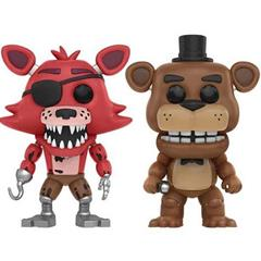 Foxy The Pirate With Freddy (2 Pack)