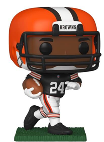 Funko Pop! Football Nick Chubb