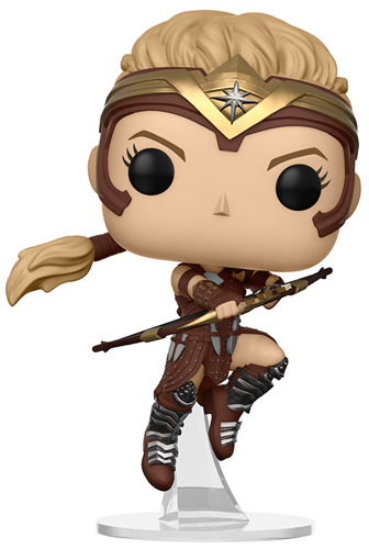 Funko Pop! Heroes Antiope Icon Thumb