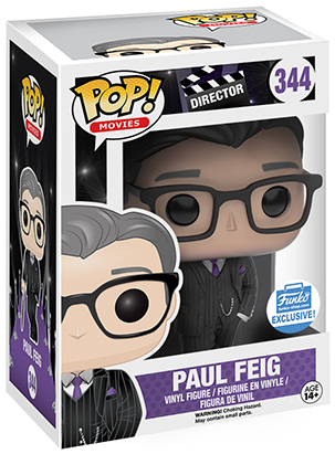 Funko Pop! Movies Paul Feig Stock