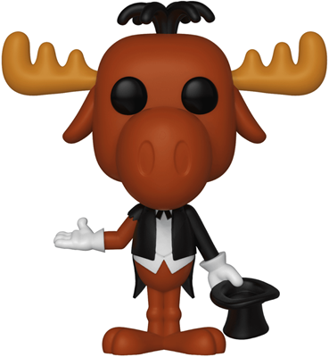 Funko Pop! Animation Bullwinkle (Magician)
