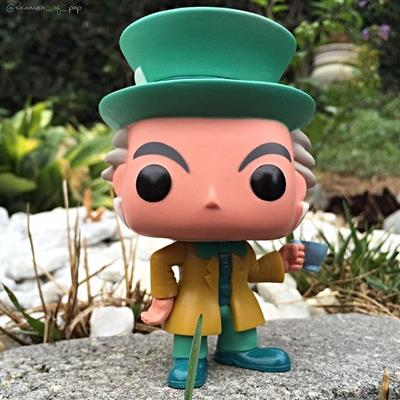 Funko Pop! Disney Mad Hatter shaman_of_pop on instagram.com