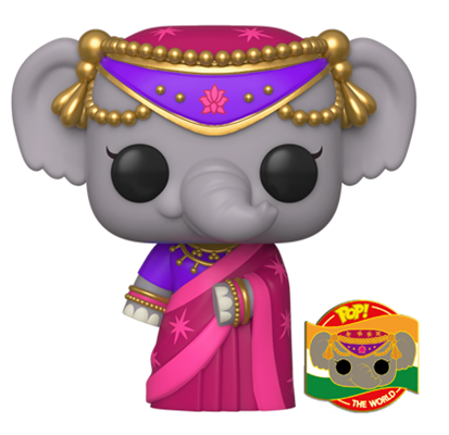 Funko Pop! Around The World Priya