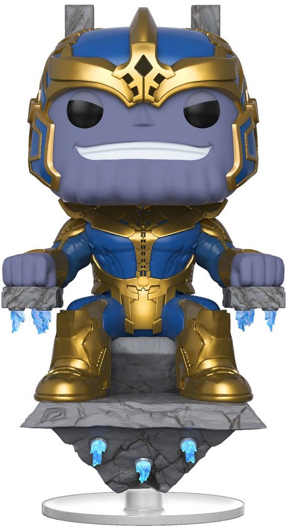 Funko Pop! Marvel Thanos (w/ Throne)