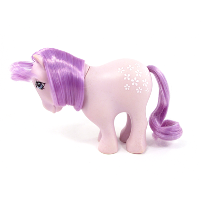 My Little Pony Year 01 Blossom - Flat Hoof Stock