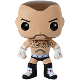 Funko Pop! WWE CM Punk