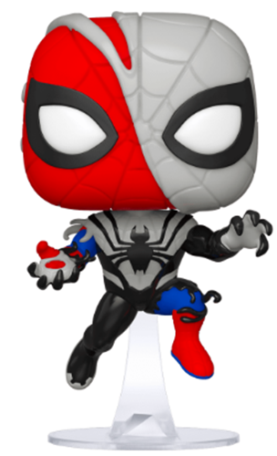Funko Pop! Marvel Venomized Spider-Man