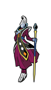FiGPin Dragon Ball Super Whis