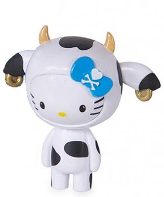 Tokidoki Hello Kitty Blind Box Series 1 Moofia Kitty