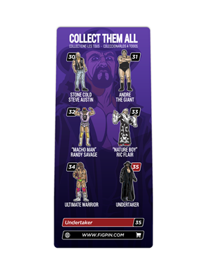FiGPin WWE: Legends Undertaker