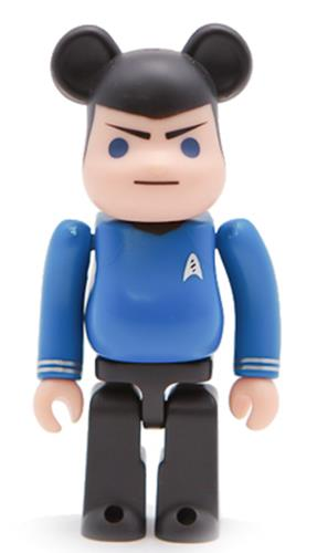 Be@rbrick Movies Spock 1000% Icon