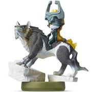 Amiibo The Legend of Zelda Wolf Link