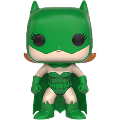Funko Pop! Heroes Poison Ivy (Impopster) Icon Thumb