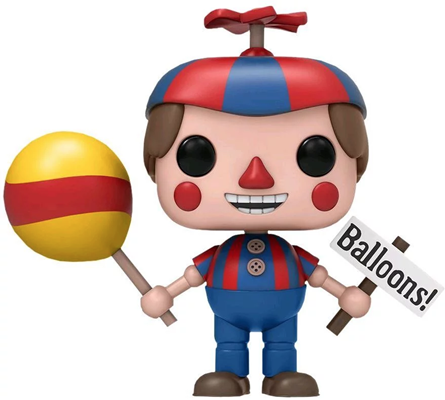 Funko Pop! Games Balloon Boy