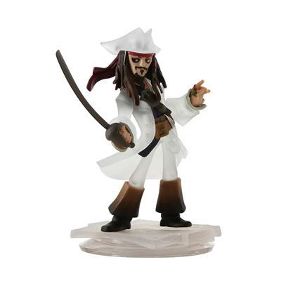 Disney Infinity Figures Pirates of the Caribbean Captain Jack Sparrow (Crystal)