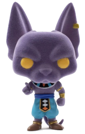 Funko Pop! Animation Beerus (Flocked)