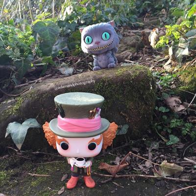 Funko Pop! Disney Mad Hatter (Live Action) AdamandPhotography on instagram.com