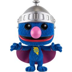 Super Grover (Flocked)
