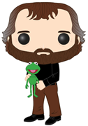 Funko Pop! Icons Jim Henson w/ Kermit