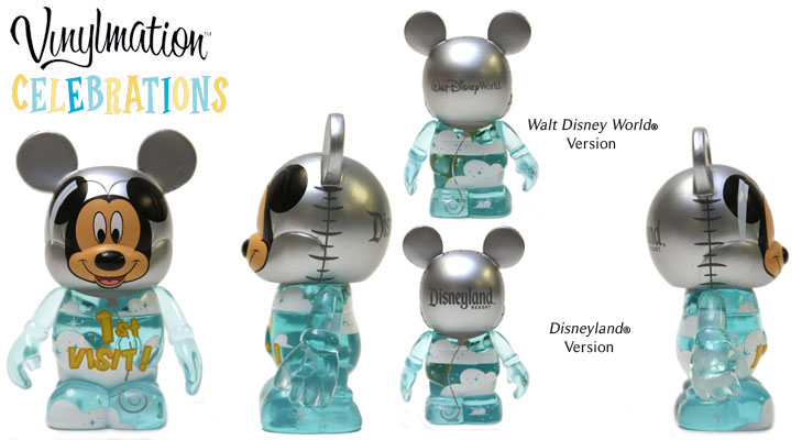 Vinylmation Open And Misc Celebrations My 1st Visit (Disneyland)