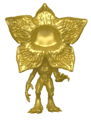 Funko Pop! Television Demogorgon (Gold)