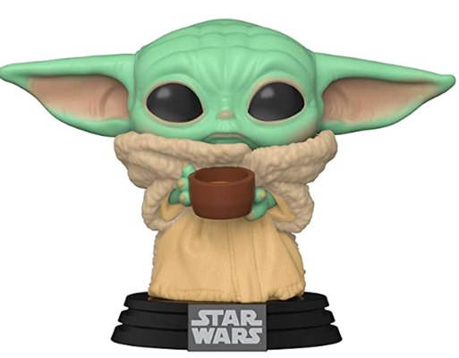 Funko Pop! Star Wars The Child With Cup