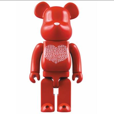 Be@rbrick Misc International Love Heart 1000%