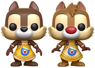 Funko Pop! Games Chip & Dale