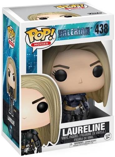Funko Pop! Movies Laureline Stock