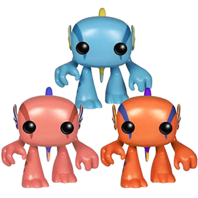 Funko Pop! Games Murloc (3-Pack)