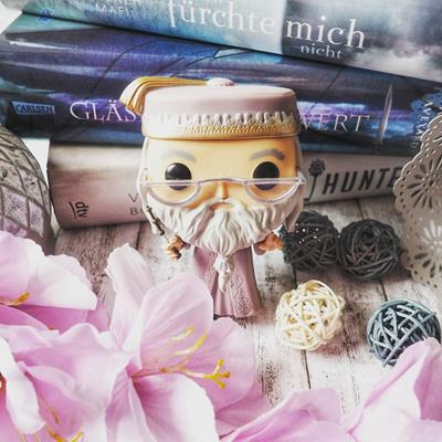 Funko Pop! Harry Potter Albus Dumbledore sevenandstories on tumblr.com