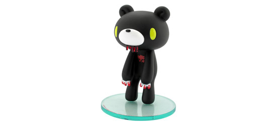 Kid Robot Gloomy Bear Black