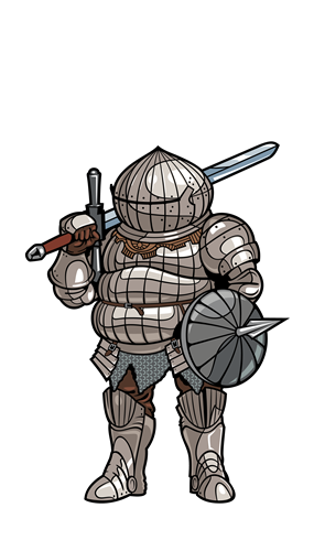 FiGPin Dark Souls Siegmeyer of Catarina