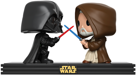 Funko Pop! Star Wars Death Star Duel